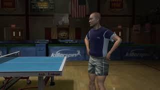 Rockstar Table Tennis - 29 hit rally