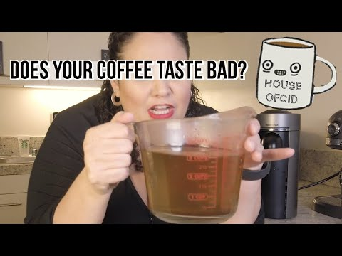 Is Your Coffee Tasting Bad? How To Clean Nespresso VertuoPlus (Cleaning Cycle)