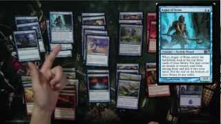 Mtg -  An Intro To Standard T2 - Ep. 1 - Delving Into Deckbuilding