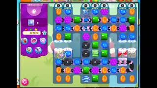 Candy Crush Leveld 3364 Talkthrough, 28 Moves 0 Boosters