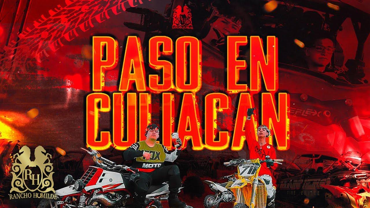 Download Junior H x Natanael Cano - Paso En Culiacan [Video Oficial]