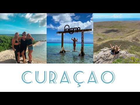 Curaçao  de mooiste plekjes van Curaçao   gezellig met vrienden op vakantie
