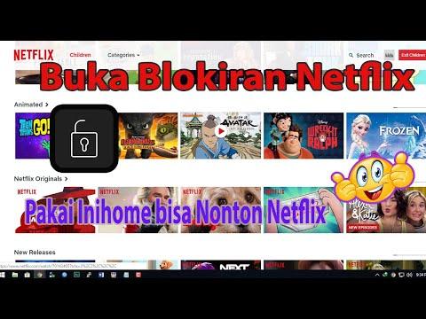 Cara Buka Block Koneksi ISP Netflix / Buka Unblock Koneksi ISP