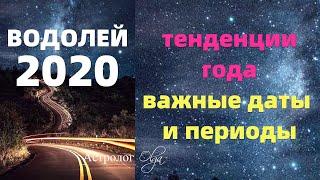 Gambar cover ВОДОЛЕЙ в 2020 году. ЭТО ВАЖНО ЗНАТЬ! Астролог Olga