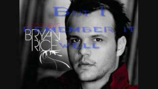 Watch Bryan Rice Where Do You Go video