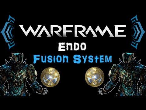 [TSG] Warframe - Endo Fusion System - Simple & Effective [Explanation] | N00blShowtek