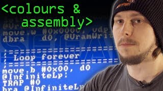 Assembly Programming & Colour - Computerphile