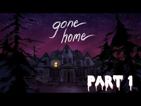 GONE HOME XBOX ONE GAMEPLAY