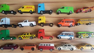 Video for Children: Review My Toy Cars with music for kids