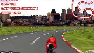 3D-Motorbike Racing-PC-Flash game