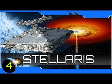 Stellaris - Star Wars Mod - An Imperial Alliance #4-  4x RTS