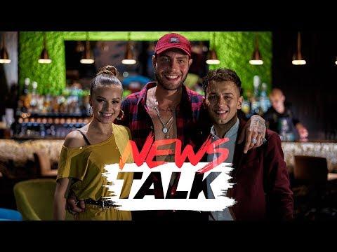 News Talk #3 - Monika Bagárová & Jan Bendig