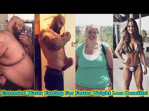 Prolonged Water Fasting For Faster Weight Loss Benefits!