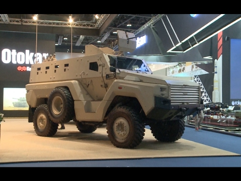 Largest Defense Fair in Middle East Kicks Off in Abu Dhabi