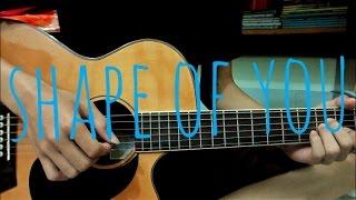 Ed Sheeran - Shape Of You - Fingers...