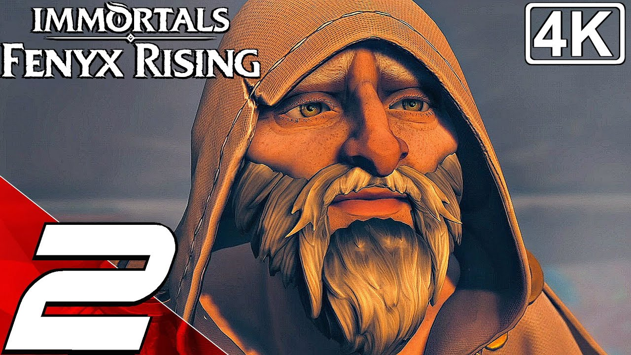 Download IMMORTALS FENYX RISING Gameplay Walkthrough Part 2 - Odysseus Bow (4K 60FPS) No Commentary