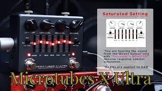 Gambar cover Darkglass Electronics Microtubes X Ultra  DEMO by Keiichi Horii