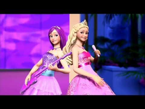 Here I Am - Barbie Princess and The Pop-Star - on Greek