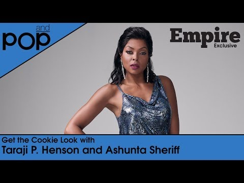 Get the Cookie Look with Taraji P. Henson and Ashunta Sheriff
