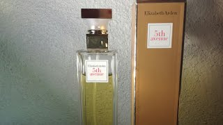 Elizabeth Arden 5th Perfume Review