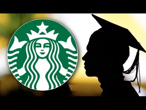 Why Is Starbucks Paying for College?