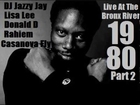 Dj Jazzy Jay - Live At The Bronx River Part 2 (1980 / Old School Hip Hop)