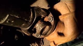 Orioncars: крепление акпп на Газ 24