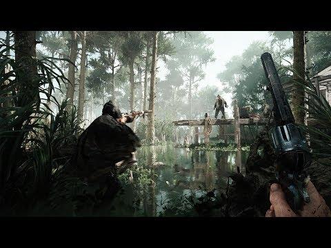 Hunt Showdown - CryEngine E3 2017 Gameplay