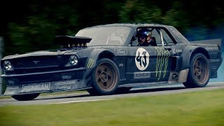 Ken Block's Audition   Top Gear   BBC