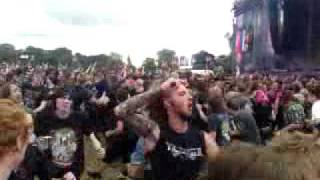 lamb of god redneck sonisphere Knebworth