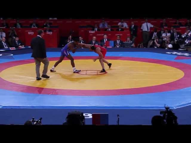 London 2012 Olympic wrestling - USA Vs IRAN - Final Gold Medal event Travel Video
