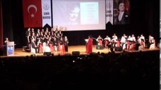 İzmir Barosu Türk Halk Müziği Korosu Konseri