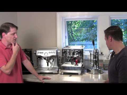 Newbie Introduction to Espresso - Buying Advice
