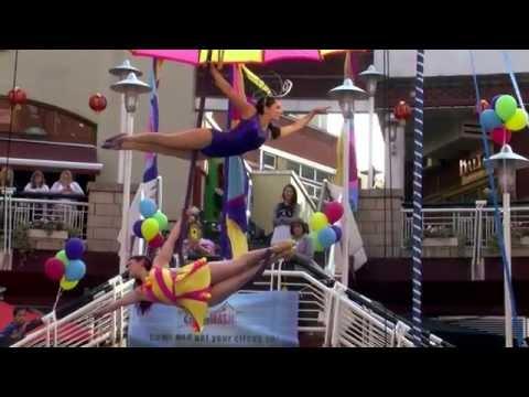 CircusMASH Performance @ The Arcadian, Birmingham - A CMA Video Production