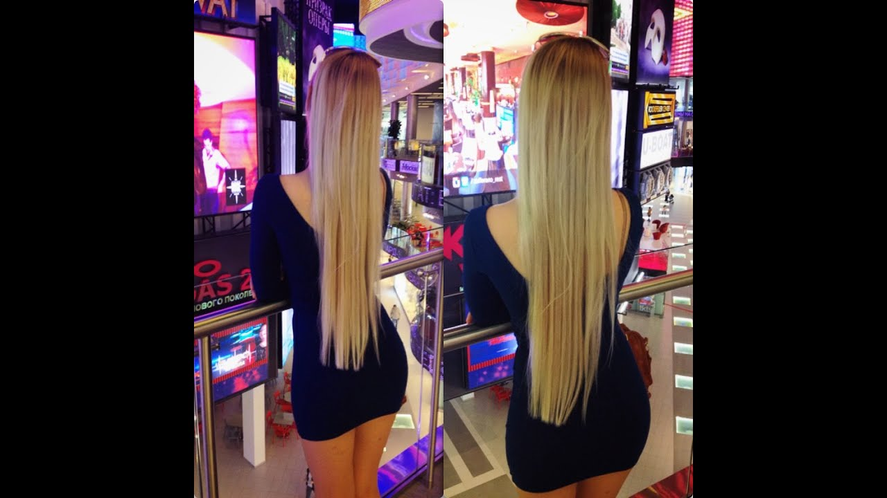 Волосы растут очень быстро