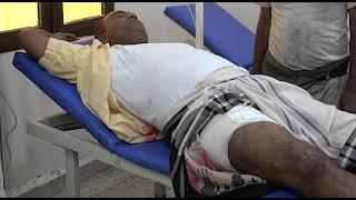 إصابة مواطن بجروح جراء قصف مليشيات الحوثي على مدينة التحيتا جنوب الحديدة