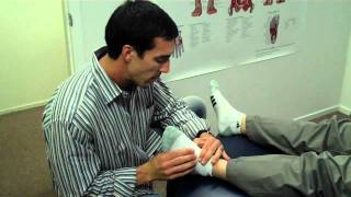 Download Video Dr. Jason Worrall-Chiropractic Foot Adjustment MP3 3GP MP4