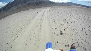 a710 wr250r death valley Eureka Rd Sand dunes