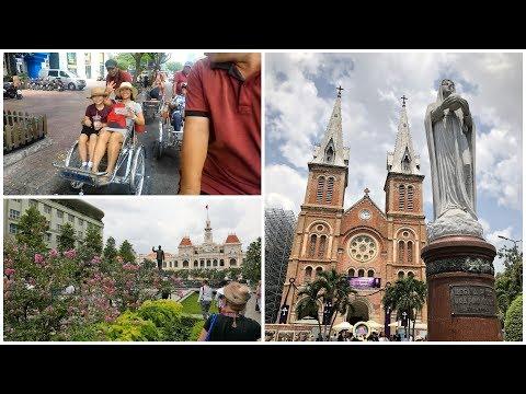 Saigon Vietnam Highlights Tour (4K)