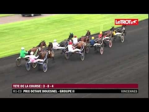 Vincennes   -   Prix Octave Douesnel (GROUPE II)   -   13-12-15   -   Bold Eagle