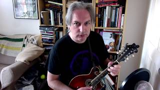 The Ships In Full Sail (jig) on mandolin