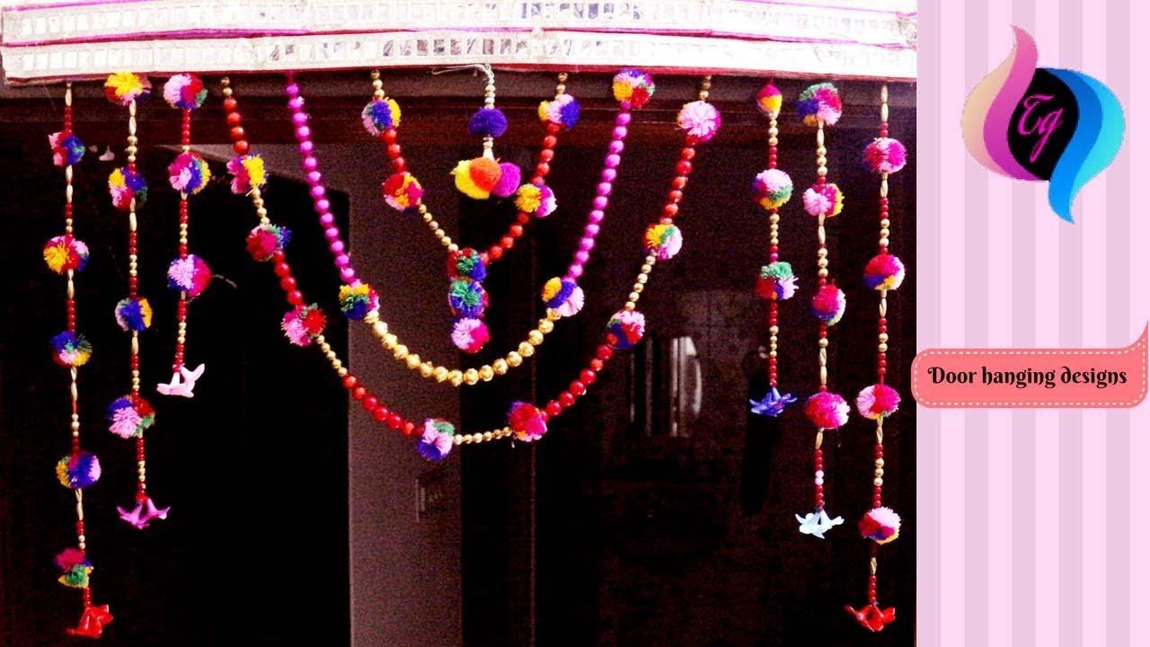 Door Hanging Designs buy sukkhi designer ganpati door hanging online Door Hanging Designs Handmade Toran Door Decoration Moti Toran Designs