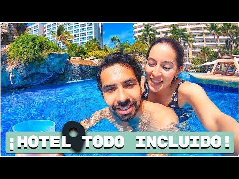 PUERTO VALLARTA: Visitamos Hotel TODO INCLUIDO! 4K   Sheraton Buganvilias 2021   Diana y Aaron (DyA)