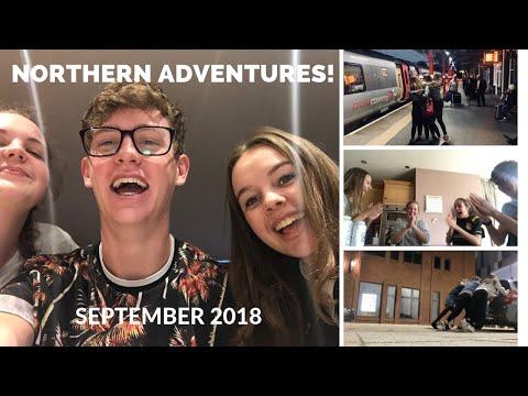 NORTHERN ADVENTURES!   RNCM Vlog