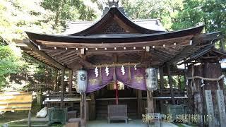 等彌神社 上津尾社 奈良県桜井市桜井1176