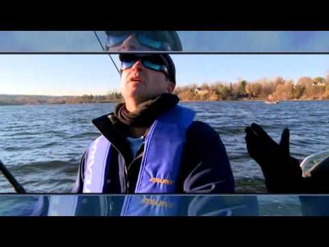 Fall Walleye Trolling On The Bay Of Quinte