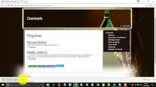 Instalação BioEstat para o curso online de Bioestatística