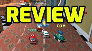 Micro Machines V4: Review (Playstation 2)