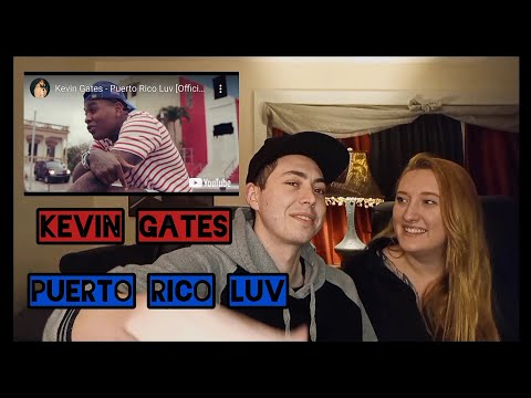 "Kevin Gates – ""Puerto Rico Luv"" (Rapper Reaction) [FIRST TIME HEARING]"