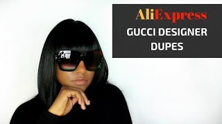 16357c44bf07 Aliexpress Gucci Designer Dupe ...